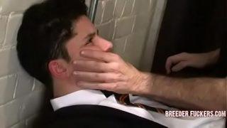 Colegial en BDSM